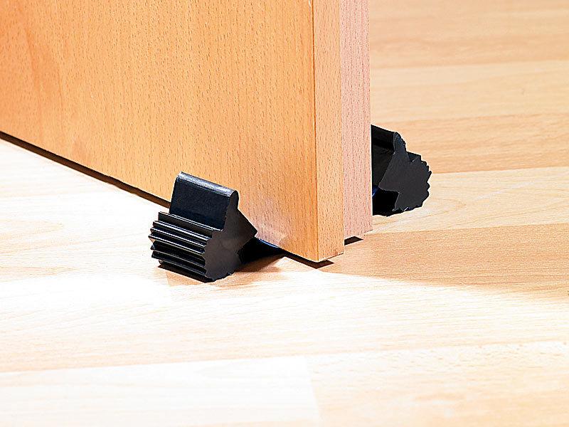 infactory universal t rstopper im praktischen 2er set. Black Bedroom Furniture Sets. Home Design Ideas