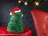 Infactory singender tanzender weihnachtsbaum swinging xmas tree 27 cm - Singender tannenbaum ...